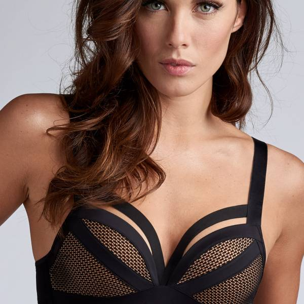 Marlies Dekkers Push Up BH Marlies Dekkers wing power push up zwart