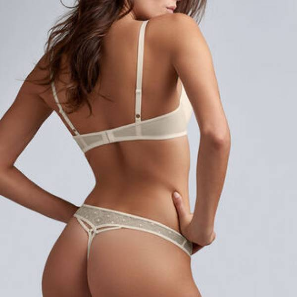 Marlies Dekkers String Marlies Dekkers seduction string ivoor