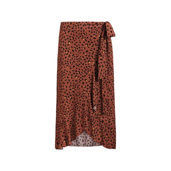 Cyell Pareo Cyell wild at heart skirt bruin